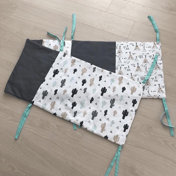 tour de lit pour bébé personnalisable